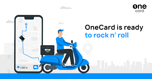 OneCard is ready to rock n' roll